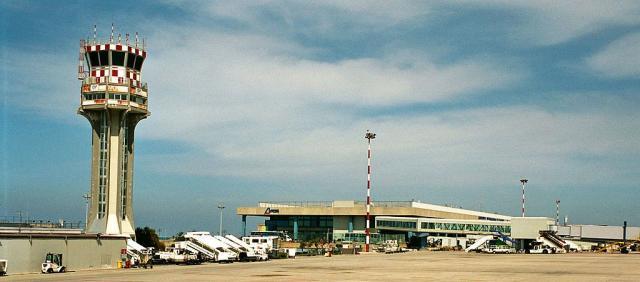 Aéroport de Palerme