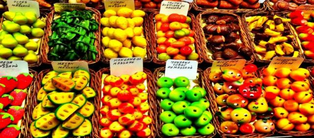 Fruits de Martorana