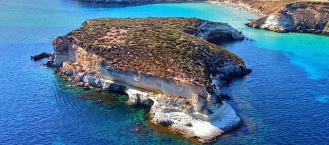 Isola del Conigli à Lampedusa