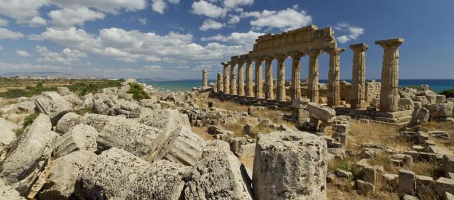 Acropole de Selinunte