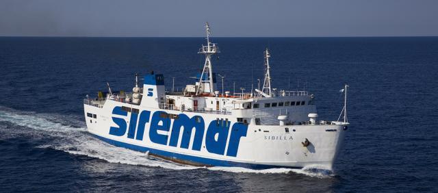 Navire pour Pantelleria