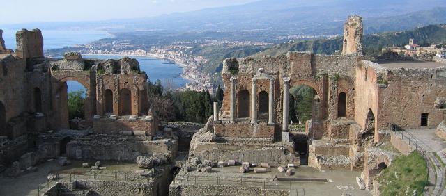 Théatre Grec de Taormine