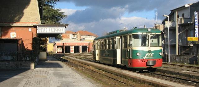 Gare de Randazzo