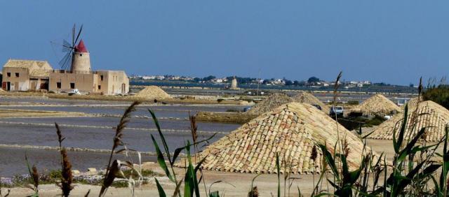 Moulins à sel Trapani