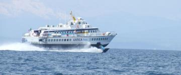 IMG Hydroglisseur : les ferries rapides pour la Sicile