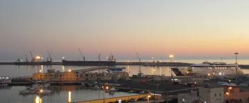 IMG Le port de Pozzallo – La voie Sicilienne pour l'île de Malte